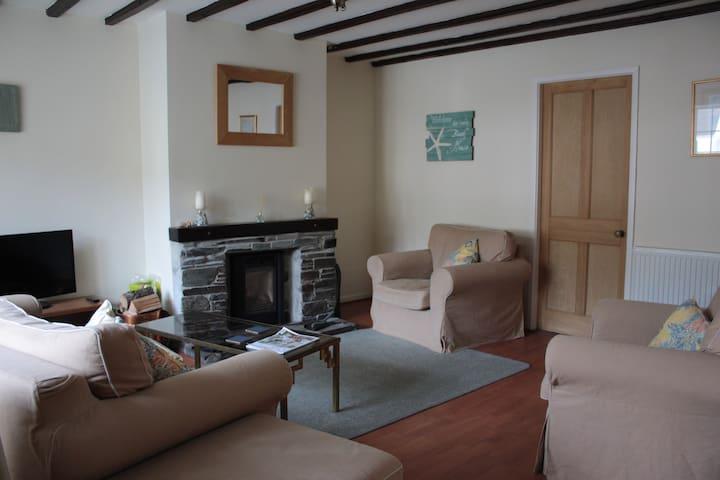 Camellia Cottage, Portreath, Cornwall - Portreath - Casa