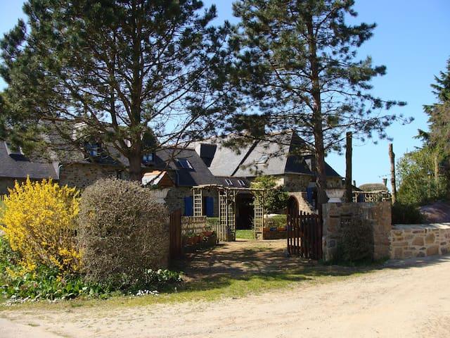 Maison de pêcheur avec jardin prochePaimpol&Bréhat - Lézardrieux - Dům