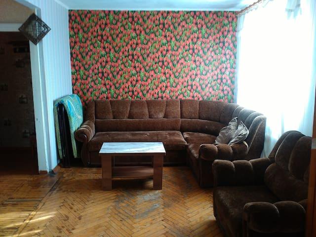 Квартира -студия м. Палац Спорту