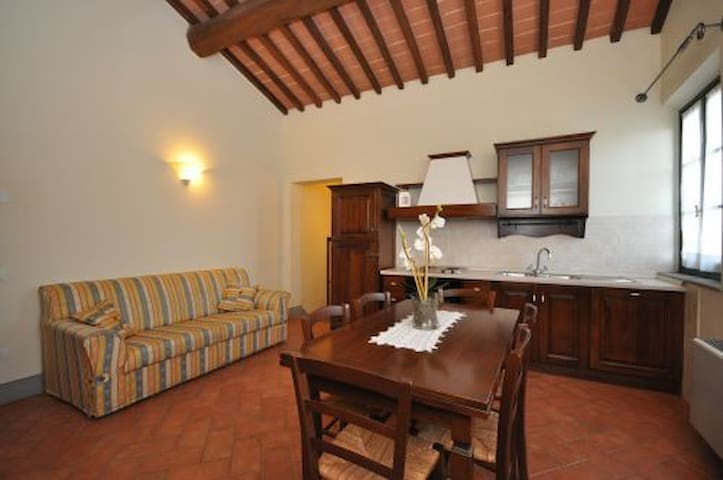 Beautiful apartment in the tuscany countryside - Cerreto Guidi - Appartement