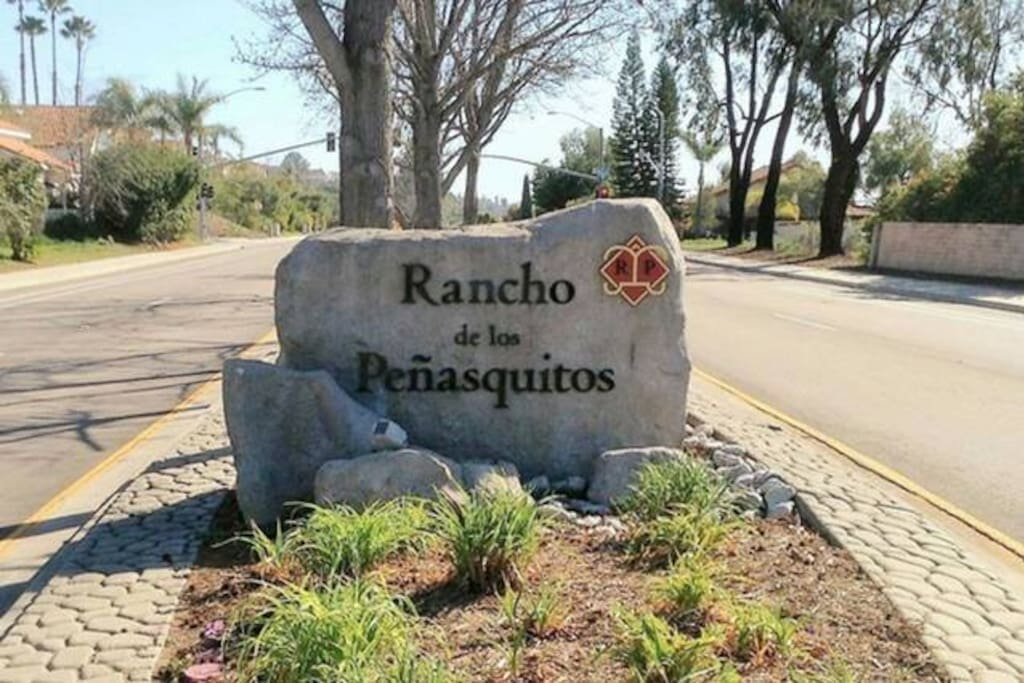 Located in the town of Rancho Penasquitos