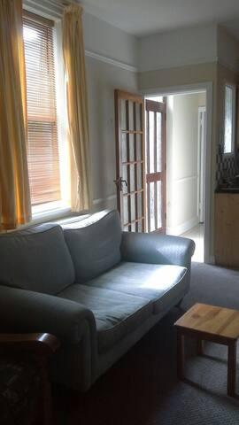 GrPk2: 1 Bedroom Ground Floor Flat