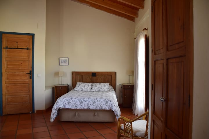 Bed & Breakfast en una casa con encanto