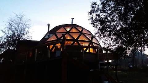 Cabana Domo Bosque, Termas de Chillán, Campus.