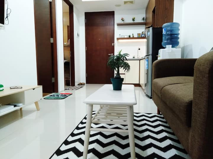 BEST DEAL! 2BR Apartement 47 m2 Connect Mall