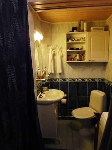 humble bathroom