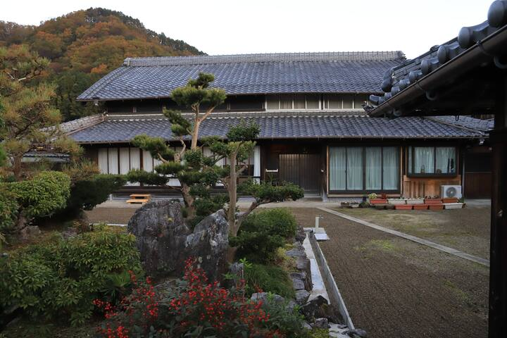 2 Rooms from a Traditional Japanese Style House