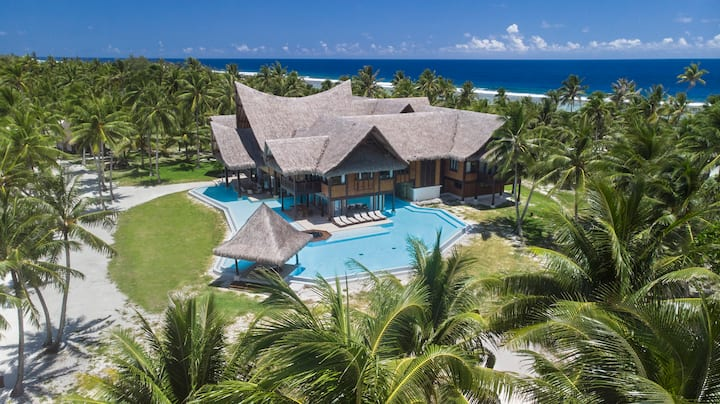 """La Villa Royale"" - Vahine Island Resort & Spa"