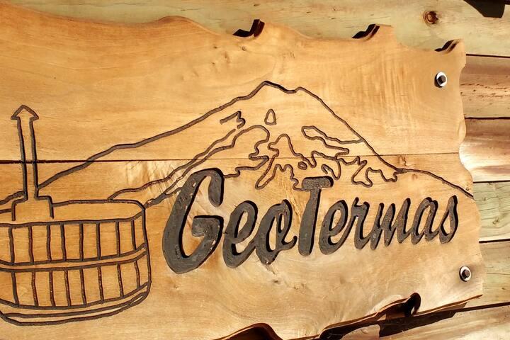 Geotermas Spa de Montaña Antuco Chile