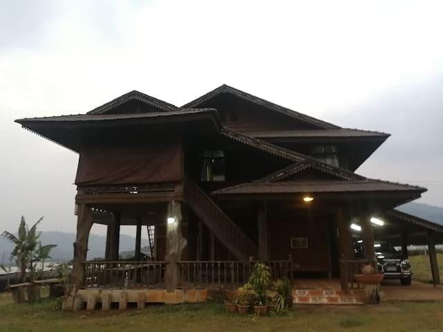 Near doi inthanon Homestay @ Peuan Pia Homestay