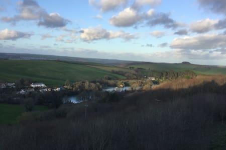 Higher Salcombe - stunning views - Salcombe - Casa