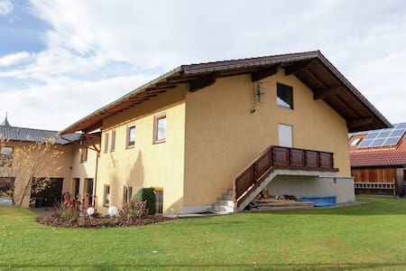 Cozy Apartment in Ruhmannsfelden with Swimming pool