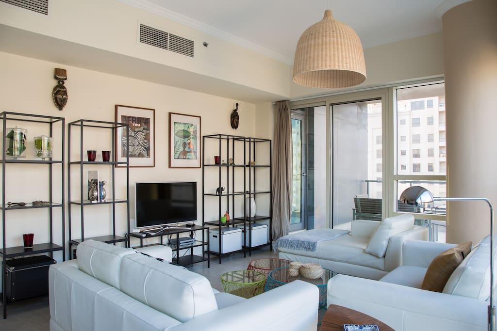 Magnificient living room