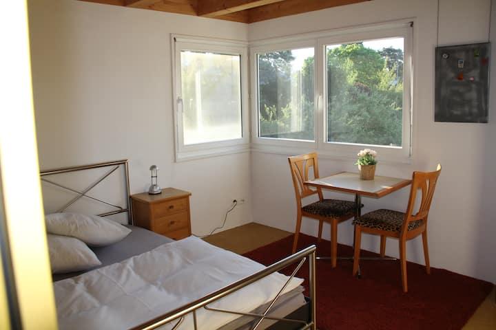 Biberist, room in a quiet countryside area