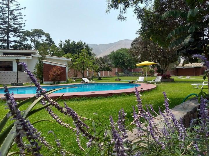 Cieneguilla - Campo - Casa Tambo