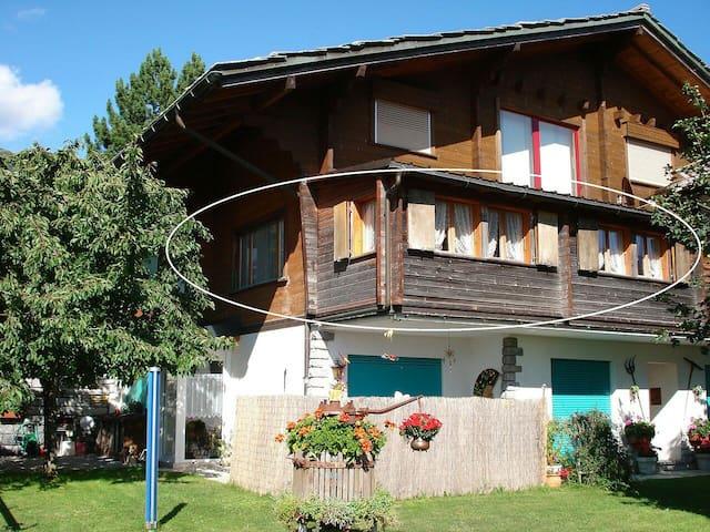 Apartment Arvenstübli - Guttet-Feschel - Apartamento