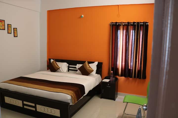 complete One Bhk Flat @ Airport