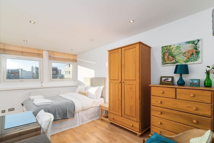 1BR Home in the Heart of London! (2 guests)