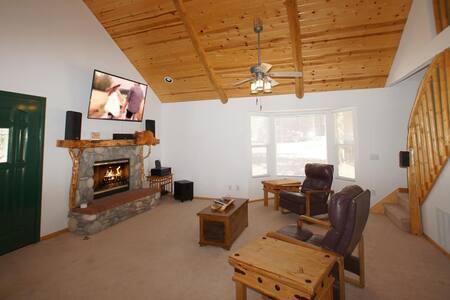 Bear Lodge - Big Bear - Casa