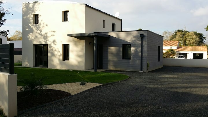 Grande maison de 120 m2 avec Spa classée 4 étoiles