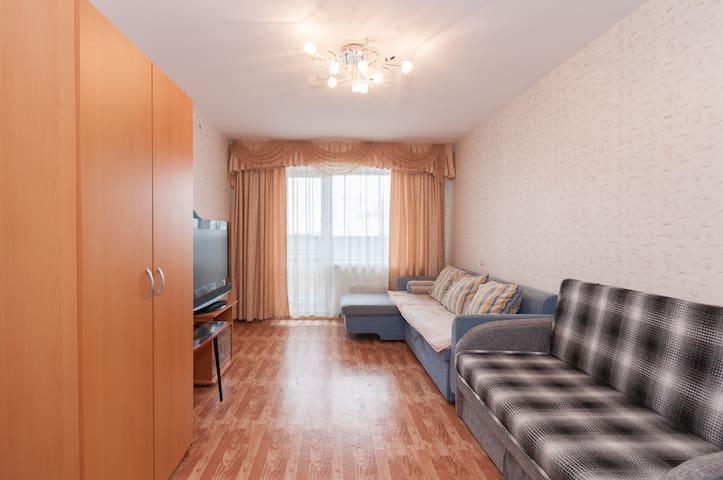 Апартаменты Марьи Дом на Менделеева 31 - Yekaterinburg - Leilighet