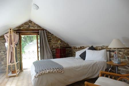 logement calme situé dans une zone de nature