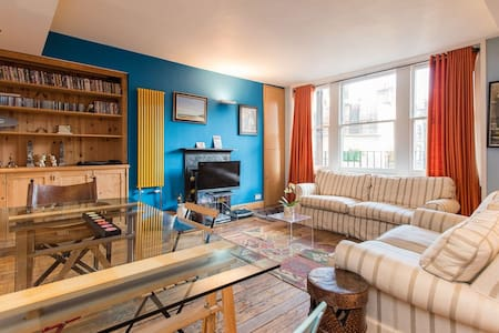 Artistic Carnaby Street Launch Pad - London - Apartment