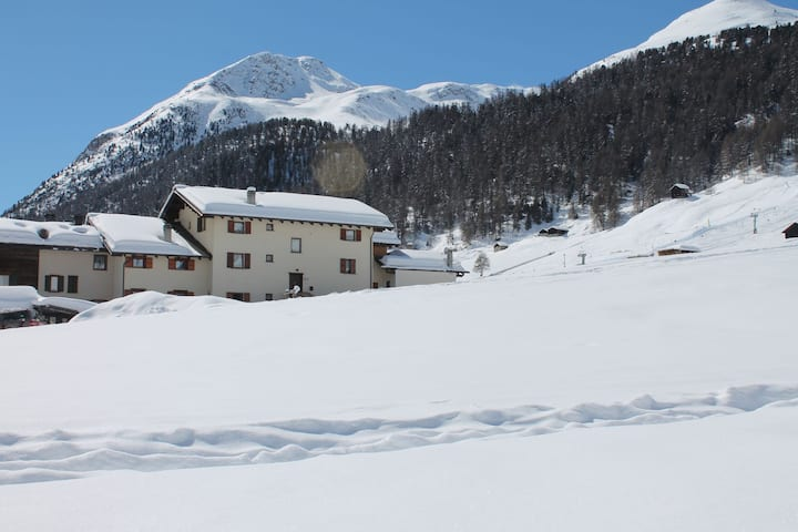 Exquisite Holiday Home in Livigno near Ski Area