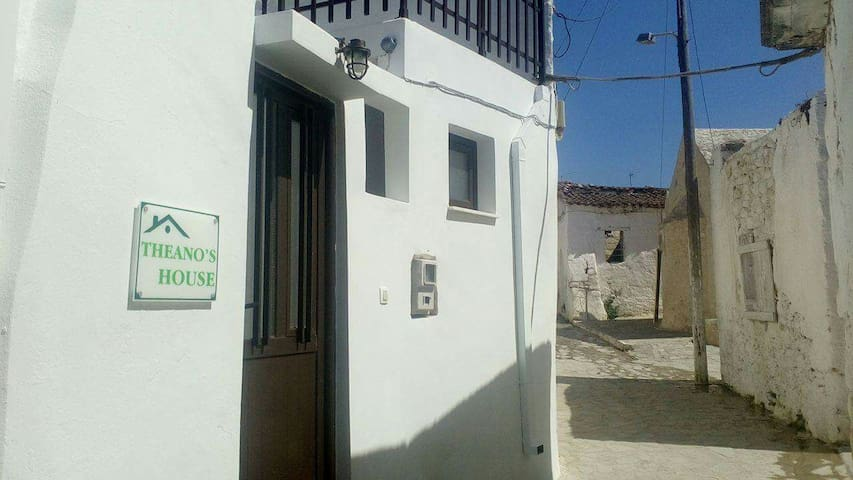 Spacious house in trad/nal village - Rethymno - Casa