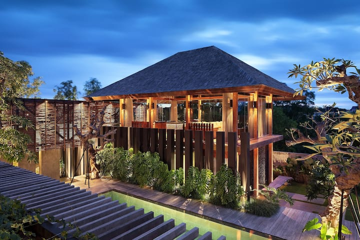 Modern Luxury Villa,Amazing Sea & Golf Course View