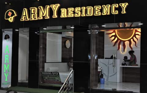 Army Residency (Royal Rooms)