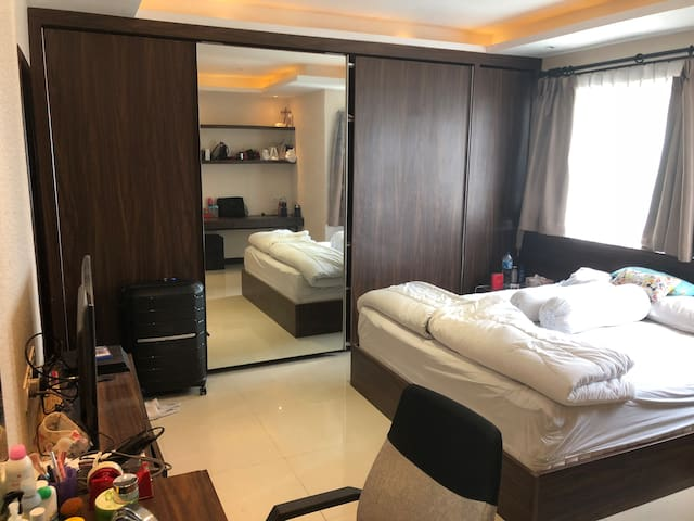 Affordable 2BR Apartment in Central Jakarta