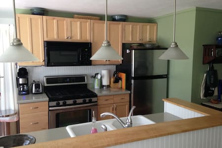 Quiet Hideaway near Biddeford Pool and UNE - Biddeford - Wohnung