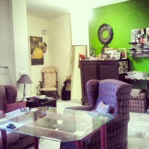 Habitación en apartamento céntrico - Utrera - Apartamento