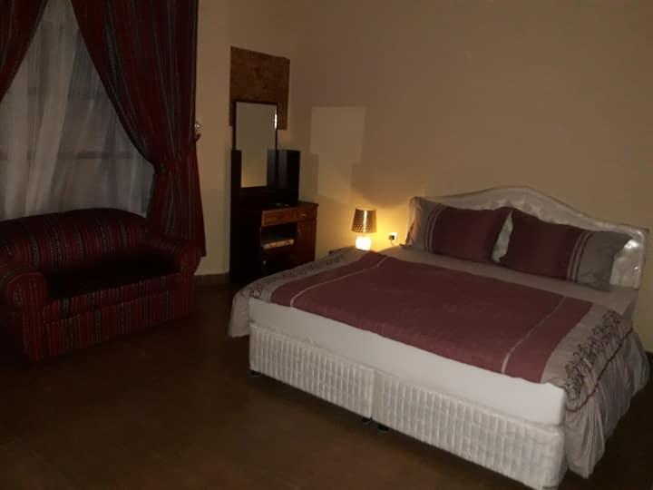 Montain View Villa Room in Khasab