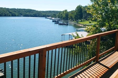 New Listing! HUGE Private dock, Panoramic Views!!