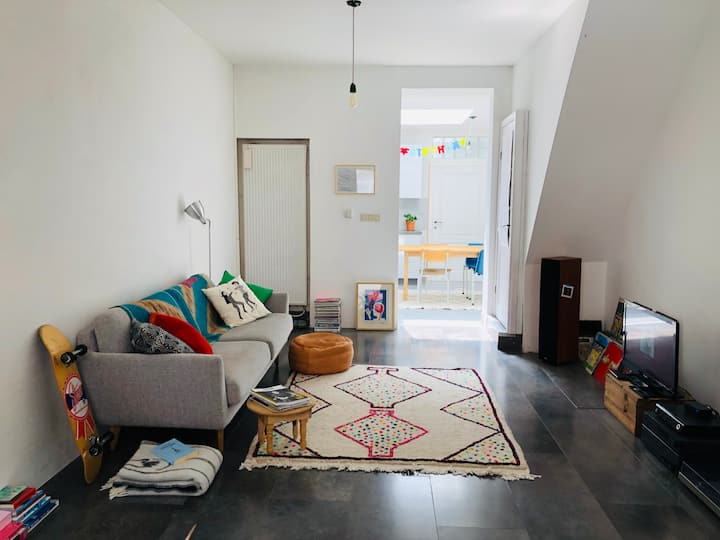 Cosy town house near the historic centre