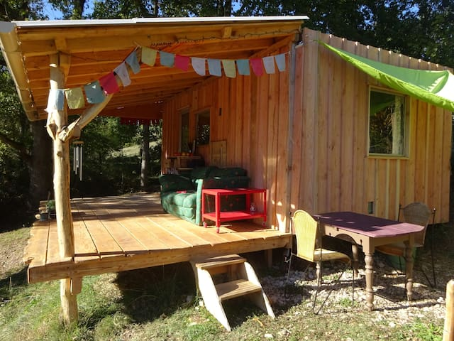 Cosy cabin - Montbrun-Bocage