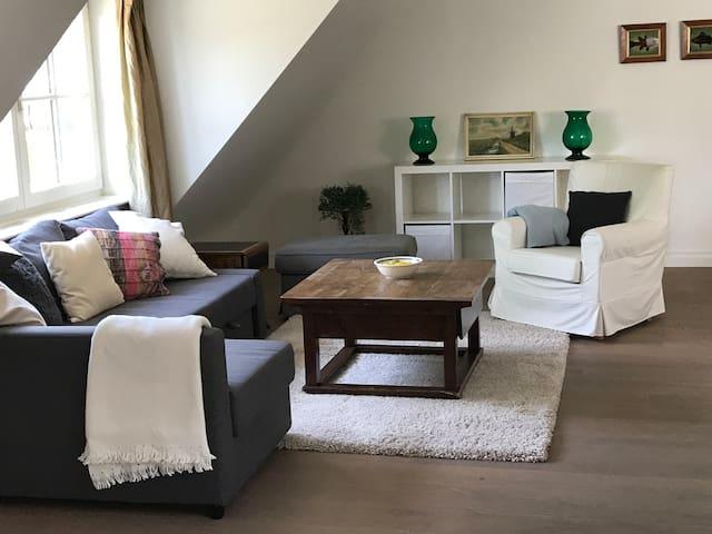 appartement in Laren