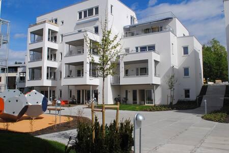 Moderne leilighet på Fornebu. Rett ved badestrand.