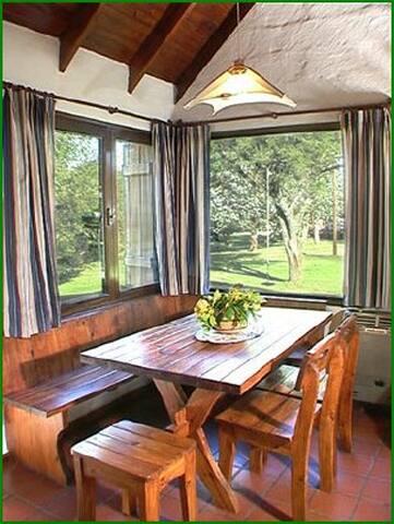 Cabañas Am Bach Cabaña para 6 personas - Villa General Belgrano