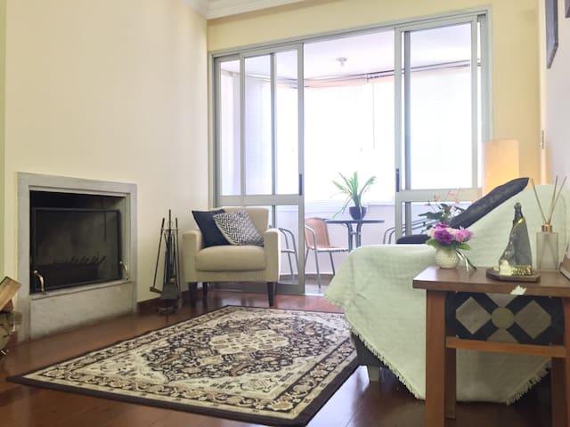 Cozy flat in Morumbi