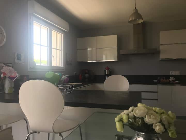 Maison logement complet