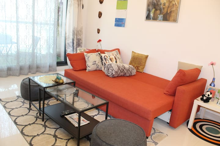 Entire House well located near Mall of Emirates