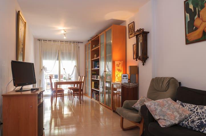 Girona, una ciutad que enamora - Gerona - Appartement