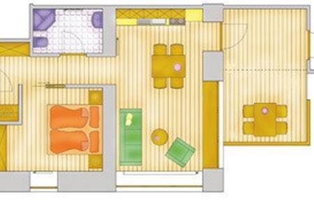 Gardenloft with amazing view - Telfs - Apartment - 2