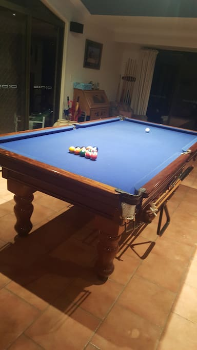 Game of Pool?