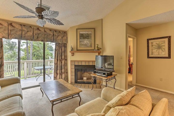 Ideally Located Myrtle Beach Resort - Walk to Bars