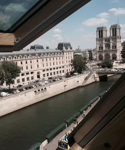 Great Notre Dame flat just 1m to St. Michel Metro - Paris - Wohnung