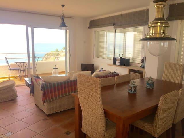 House for 12 with stunning sea views - Sant Pol de Mar - Hus